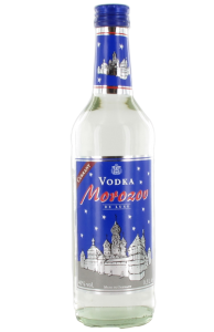 Vodka Morosov Currant 0,5 L