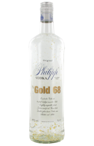 Vodka Philipp Gold 1,0 L